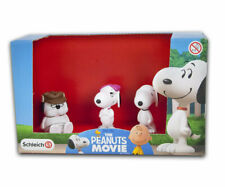 Schleich 22049 The Peanuts Movie Scenery Pack - Snoopy and his siblings (2017)