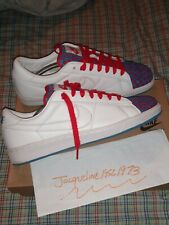 Nike Tennis Classic Woven Supreme Fragment Atmos off white Red and Blue Size 11