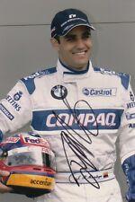 "Juan Pablo Montoya ""BMW"" Autogramm signed 20x30 cm Bild"
