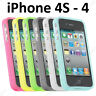 Housse Coque Etui Bumper protection Apple iPhone 7 6 6S 6S Plus SE 5S 5 4S 4