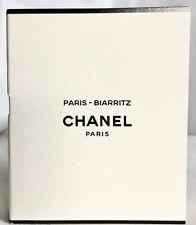 CHANEL BIARRITZ Eau De Tollette 1,5ml/.05oz with 7ml body lotion & Shower gel
