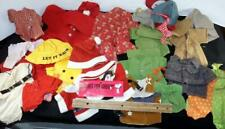 Vintage Lot Of 34 Snoopy Peanuts Clothing Hats Santa Outfit Jackets Beagle Scout