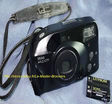 CANON PRIMA AUTO ZOOM LENS 38-60mm 1:3-8 5.6 APPAREIL PHOTO COMPACT
