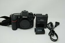 Nikon D7200 24.2MP DSLR Body Only LOW SHUTTER COUNT = 4176. Great Condition!