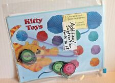 Kitty Toys Addition/Subtraction Facts to 18 Math Activity Game Grades 1-3 New