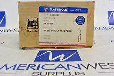 NEW ELASTIMOLD K65OBIP BASIC INSULATING PLUG WITH CAP