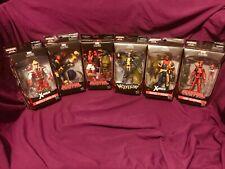 Marvel Legends Deadpool Series Sauron baf complete lot
