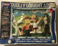 1972 Wham-O Dudley Doright 4-pack Toy Collection
