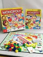 Hasbro The Fast Dealing Property Game MONOPOLY Junior PARTY Complete Family-c626