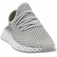 adidas Deerupt Runner Sneakers Casual   Sneakers Grey Mens - Size 5 D