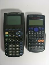 TI-83 | Casio fx-82AU PLUS II Calculator | School TAFE University Exam