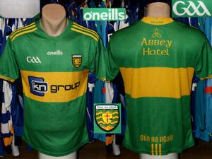 Dun na nGall Donegal Gaa O'Neills Home Shirt Jersey Trikot Top Gaelic Ireland