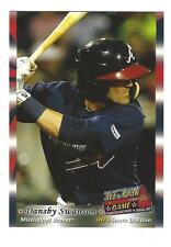 COMPLETE 2016 SOUTHERN LEAGUE ALL STARS TEAM SET MINOR LGE  AA ALL STARS