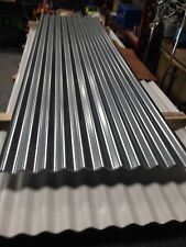 Brand New 8ft Galvanised Corrugated Roofing Sheets