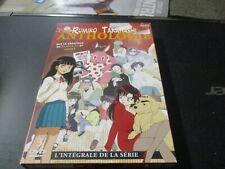 """COFFRET 3 DVD """"RUMIKO TAKAHASHI : ANTHOLOGIE"""" manga"""