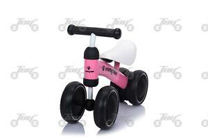 Kids Mini Pushing Balance Scooter Bike Trike Training Bicycle Toddler