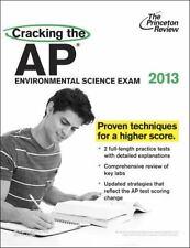 Cracking the AP Environmental Science Exam, 2013 Edition (College Test Preparati