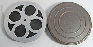 Vintage B/W Silent 400' 16mm Castle Films News Parade of 1940 Europe WWII Film