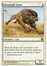 Savannah Lions | nm | 9th | Magic mtg