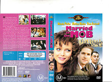 Married To The Mob-1988-Michelle Pfeiffer-Movie-DVD