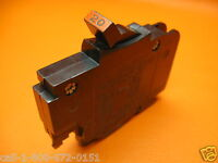 "Federal Pacific NC 1/2"" Thin 20 Amp Single 1 Pole Stab-Lok Breaker - Minor Chip"
