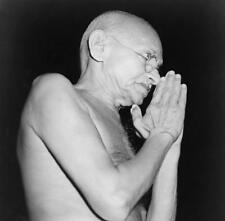Mahatma Gandhi Spiritual Peace Leader Indian independence 1942 8x10 PHOTO 5