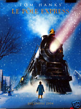 Train : Tom Hanks : The Polar Express : Fr Poster
