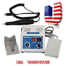 Marathon Dental Lab Electric Micromotor +35K RPM High Speed Handpiece From USA