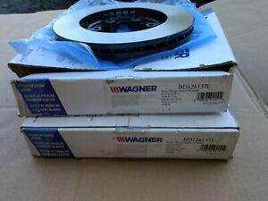 2 Wagner Fr. Disc Brake Rotors BD126137E fits 2004-2008 Colorado, Canyon, Isuzu