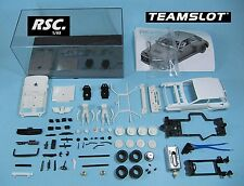 RENAULT 5 TURBO TOUR DE CORSE COMPLETE KIT TEAM SLOT 1:32 COCHE COMPLETO ALPINE