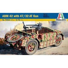ITALERI 7053 ABM 42 con 47/32 a Pistola Kit Modellino in scala 1/72