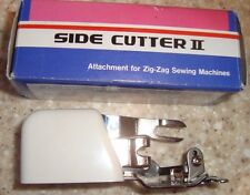 Side Cutter II attachment for Zig-Zag sewing machines model R-CT10