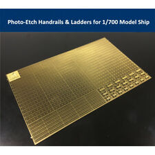 Photo-Etch Handrails & Ladders for 1/700 Model Ship CYPE005