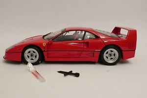 Kyosho 08602A Ferrari F40 -red- 1:12