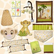 Lion King: Jungle Wild About You Baby Crib Bedding 11 Pc. Packet by Disney baby