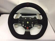 Xbox 360 Madcatz Steering Wheel  DISPLAY ONLY