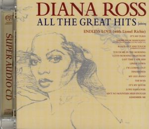 UNIVERSAL   Diana Ross - All The Great Hits SACD