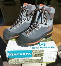 """New """"Scarpa Summit Gtx Mountaineering Boots"""", Men's Size 11 (Us), Gore-Tex Liner"""