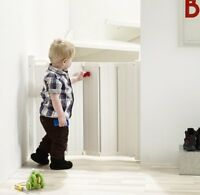 Barrera de Seguridad Bebes Niños Baby Dan Guard Me Plegable Repliega Automática