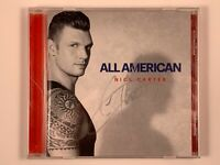 Autographed NICK CARTER - All American - CD