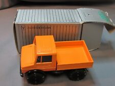 Mercedes Benz Unimog #974.  Container, Promotional, Freightliner, 1/43rd ??