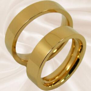 Eheringe Verlobungsringe Partnerringe Trauringe Hochzeitsringe 5mm mit Gravur