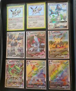 Riesige Pokemon Sammlung von Hidden Fates bis Base Set Skyridge und vieles mehr