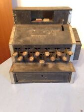 Rare American Flyer Toy Cash Register Vintage Antique