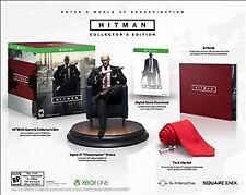 NEW Hitman: Collector's Edition (Microsoft Xbox One, 2016)