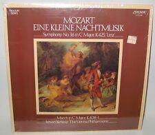 Istvan Kertesz - Mozart Eine Kleine Nachtmusik LP Vinyl London Treasury STS15506