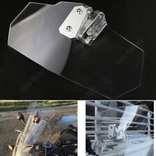 Adjustable Windshield Screen Extend Spoiler Wind Deflector For BMW F800S F800ST