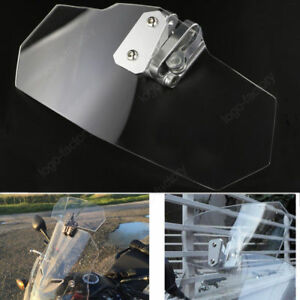 Adjust Windshield Screen Extend Spoiler Wind Deflector Fit For BMW F800S F800ST