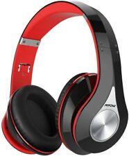 New ListingMpow 059 Bluetooth Headphones Over Ear, Hi-Fi Stereo Wireless Headset (red)