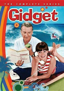 Gidget (1965): The Complete Series (Sally Field) (3 Disc) vgc dvd region 4 t7070